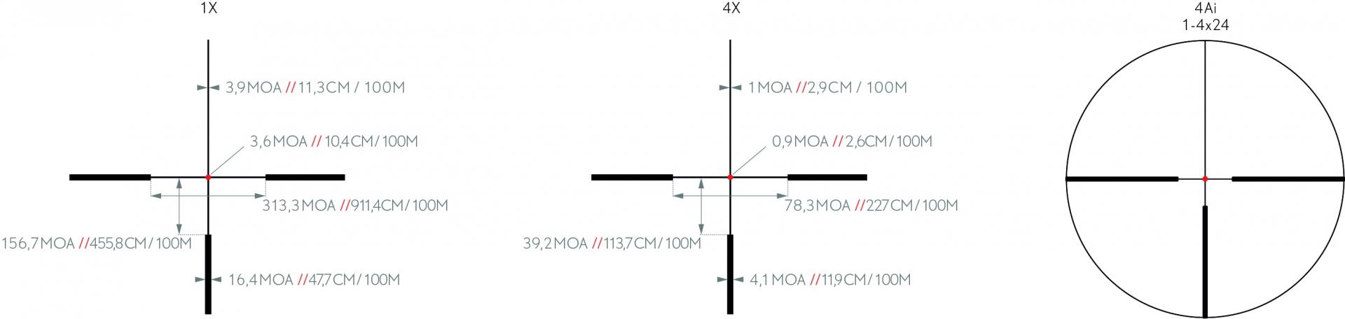 Kite K4 1 4x24